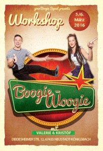 Boogie-Woogie Workshop Neustadt